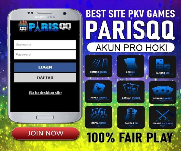Situs Judi Online Dominoqq Pkv Games Bandarqq Qq Online Tepercaya